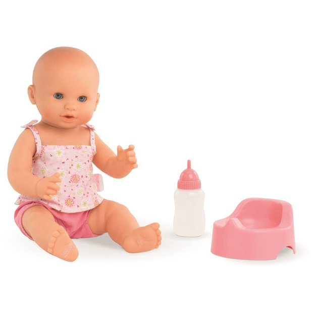 Poupée de bain interactive Corelle Emma