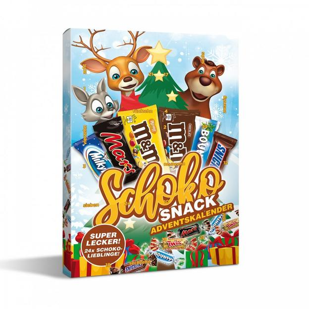 m&m´s & friend´s Adventskalender