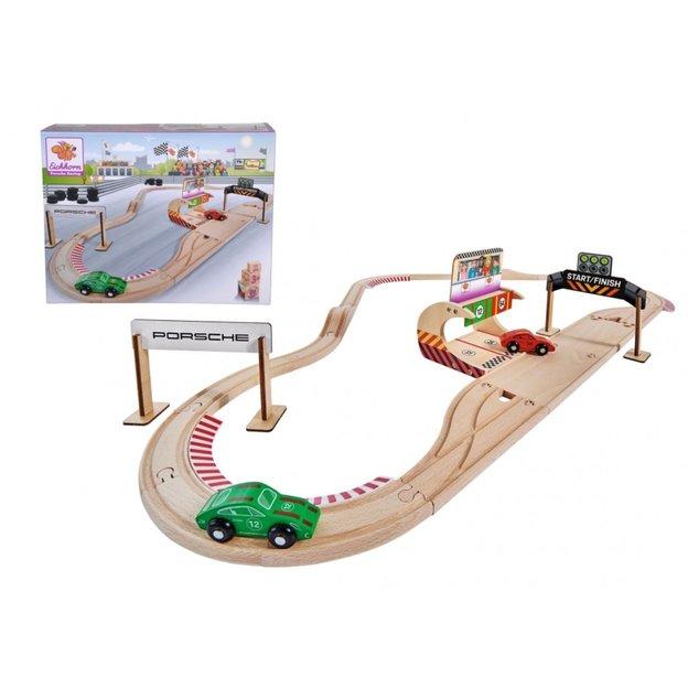 Circuit Racing Porsche Eichhorn, 31 pièces