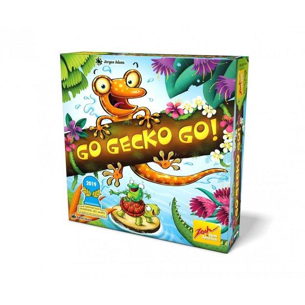 Go Gecko Go - Familienspiel