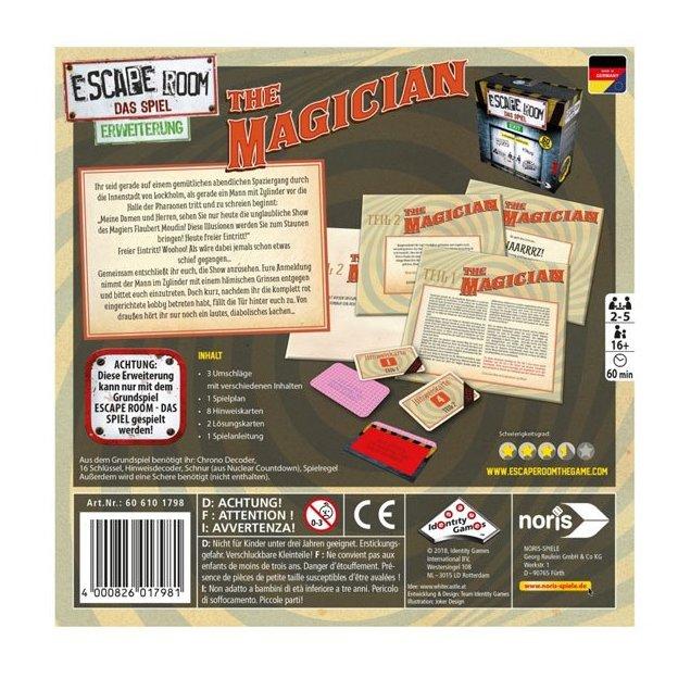 Escape Room Magician - Erweiterung