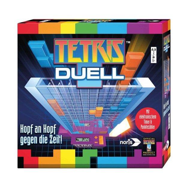 Tetris Duell