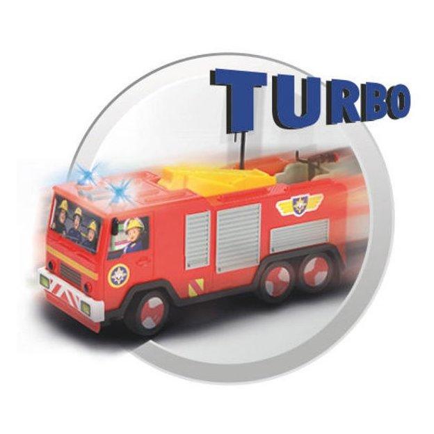Camion pompier télécommandé Sam Jupiter
