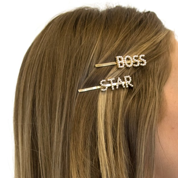 Haarspange Boss