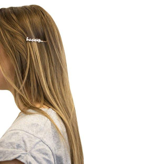 Pince à cheveux Happy