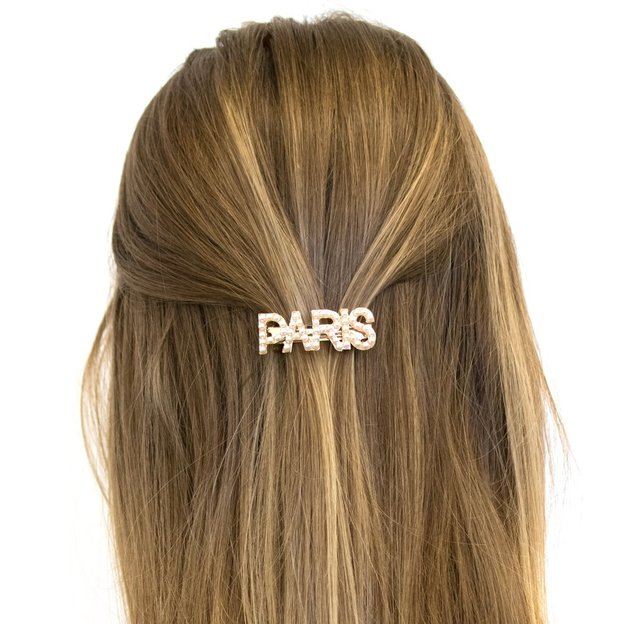 Pince à cheveux Paris