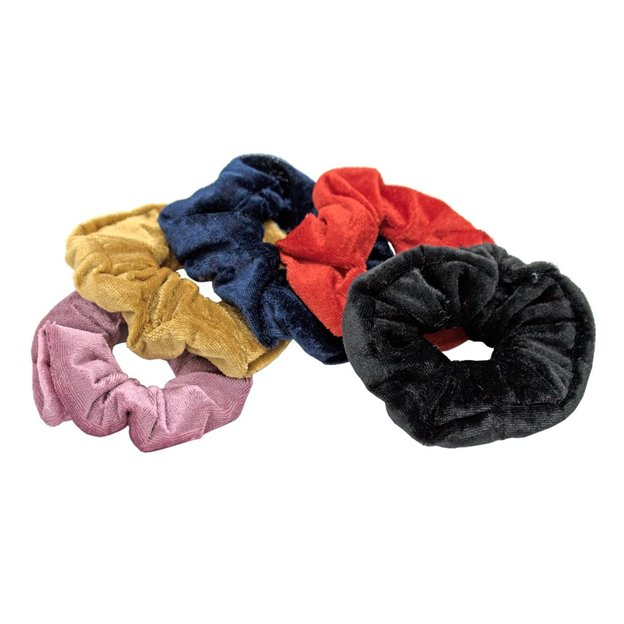 Chouchous Scrunchies, 5 pièces