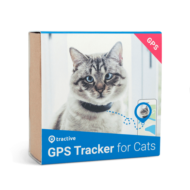 Tracker GPS pour chat