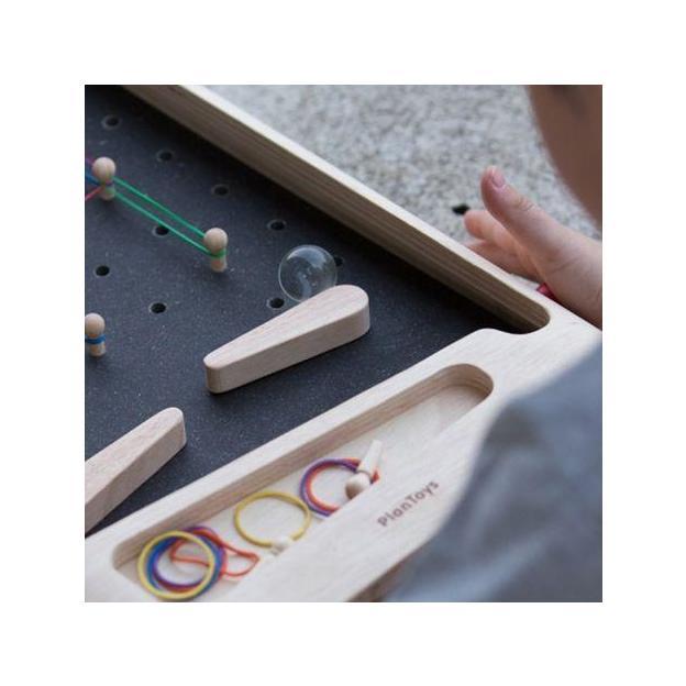 Flipper en bois à construire soi-même