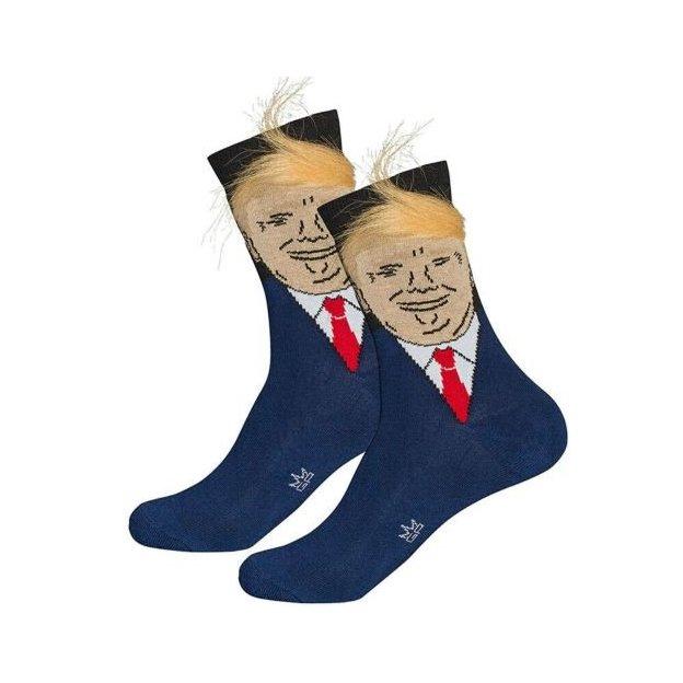 Chaussettes Donald Trump 36-46