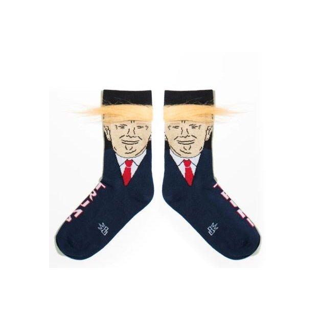 Donald Trump Socken 38-45