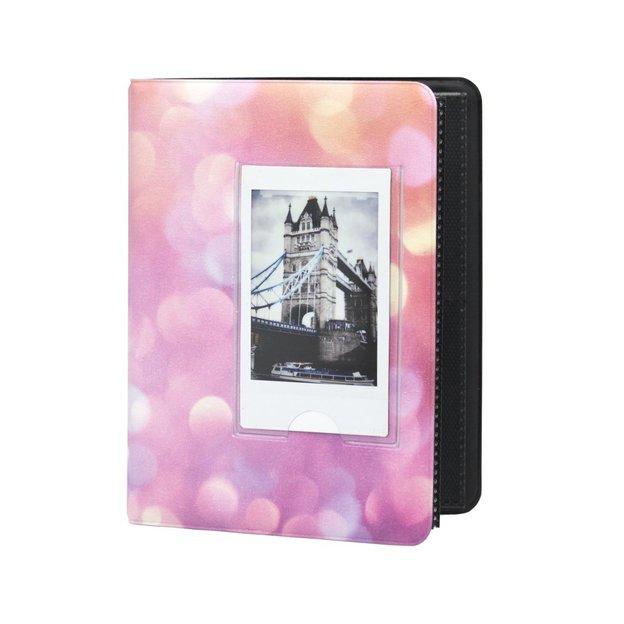 Album-photos rose pour Instax mini