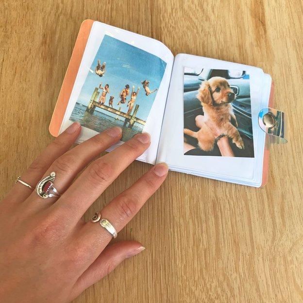 Album Photo holographique Mini Instax