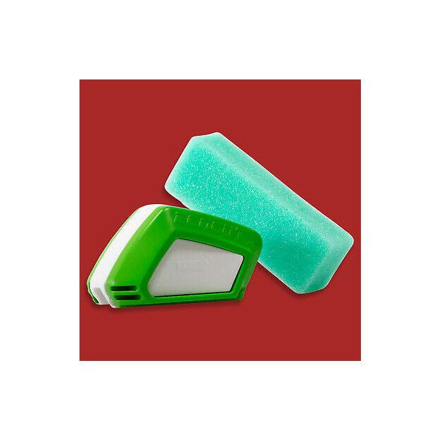 ECOCUT pro, nettoyeur et coupeur d'essuie-glaces