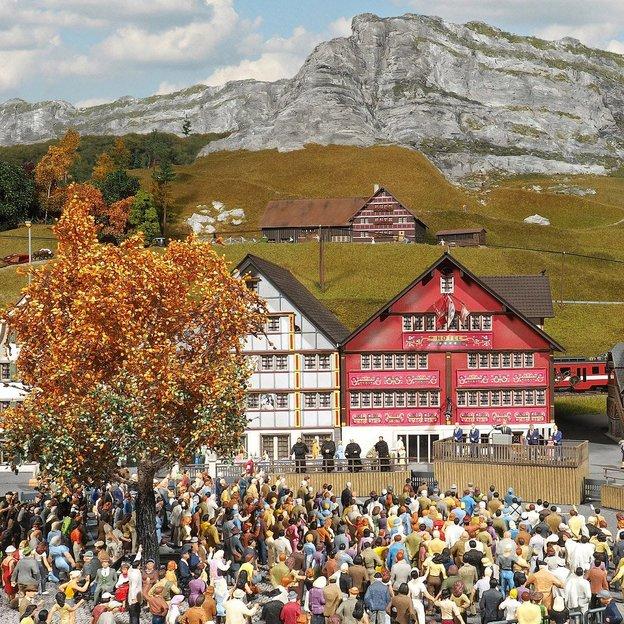 Miniaturwelt DAS neue Highlight am Rheinfall (für 1 Person)