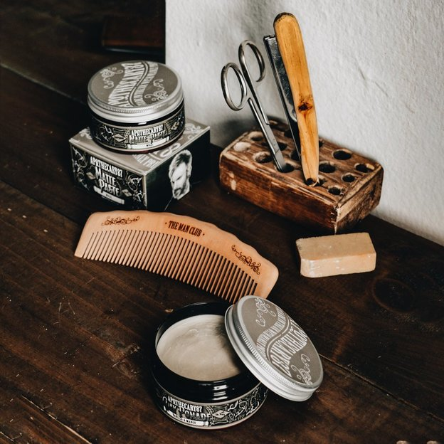 Clay Pomade Vanille & Mangue d'Apothecary87 100ml