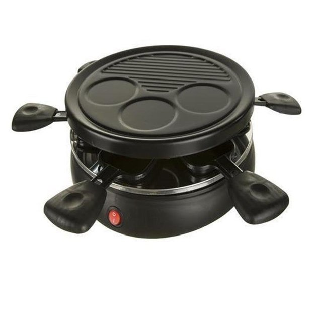 Raclette Grill - Camry, 6 Personen