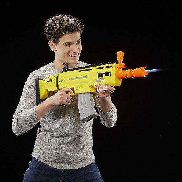 Pistolet à fléchettes en mousse NERF Elite Fortnite AR-L