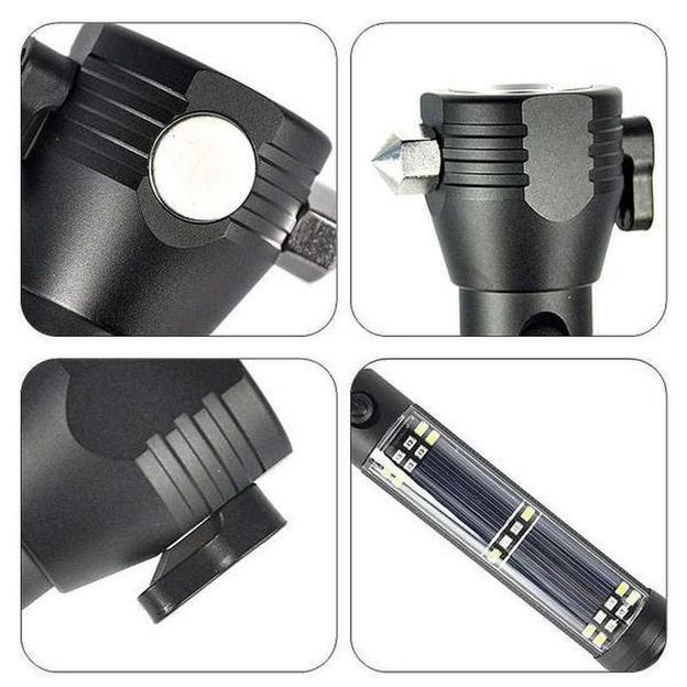 8 in 1 Solar Power Taschenlampe