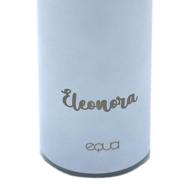 Bouteille personnalisée Equa Snow White SMART, 680 ml