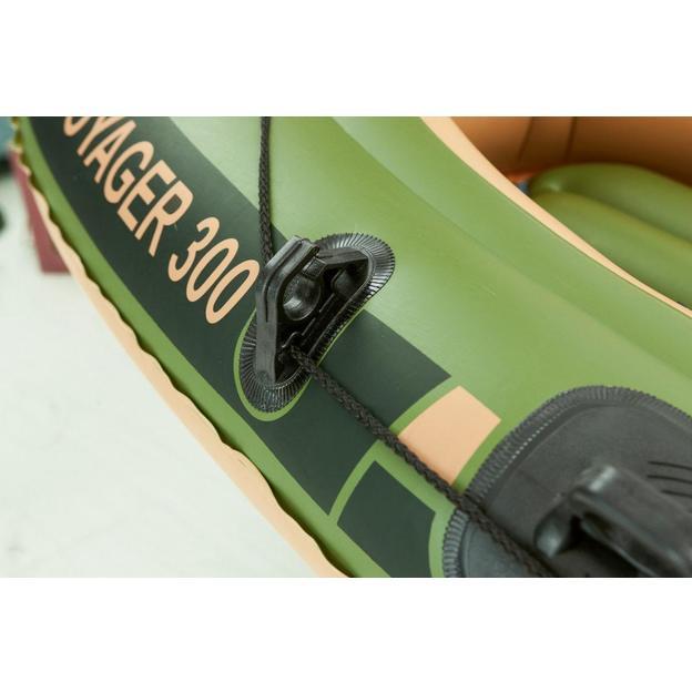Bateau pneumatique Bestway Voyager 300 Hydro Force 2 personnes