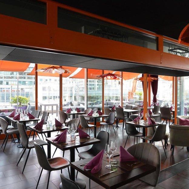 Repas «Tout tartare» au centre-ville de Lausanne (2 pers.)