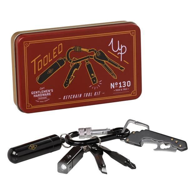 Porte-clés boîte à outils Gentlemen's Hardware