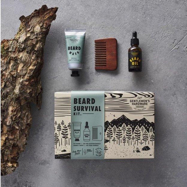 Gentlemen's Hardware Bart Survival Kit