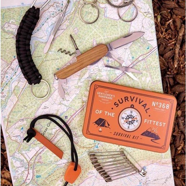 Gentlemen's Hardware Festival Survival Kit