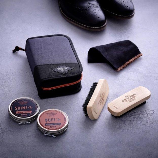 Kit de cirage pour chaussures Gentlemen's Hardware