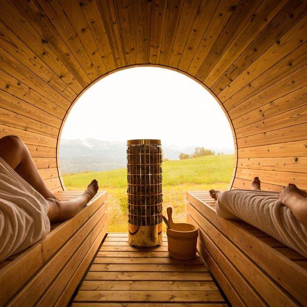 Romantische Übernachtung im Wallis (für 2 Personen)