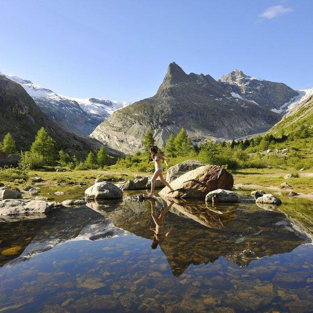 Escapade romantique à Nax en Valais (pour 2 pers.)