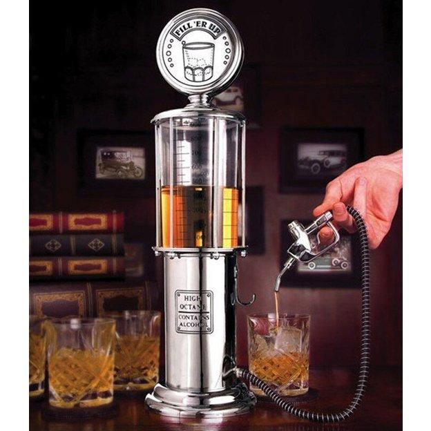 Vintage Gas Bierpumpe, Tankstation für deinen Lieblingsbooze, 900ml