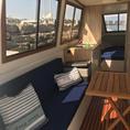 Übernachtung an Bord am Genfersee (für 2 Personen)