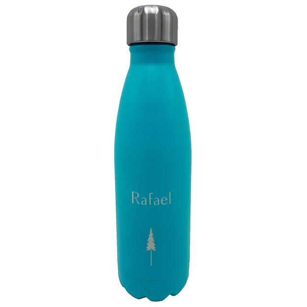 Nikin Personalisierte Trinkflasche turquise  500ml