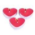 Teelichter Love 50 Stk. rot