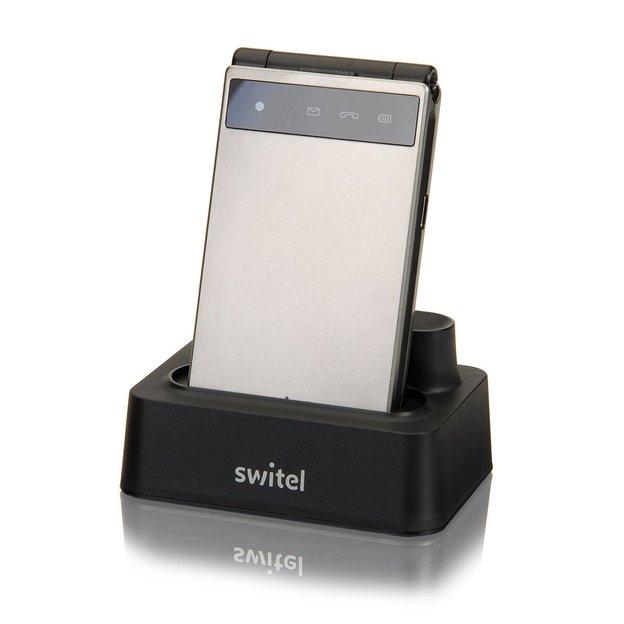 Mobiltelefon für Senioren - Switel M228