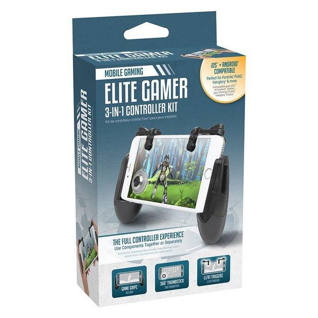 RT Elite Gamer - Manette de jeu pour smartphone