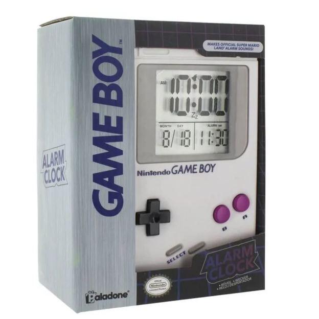 Nintendo Gameboy Wecker