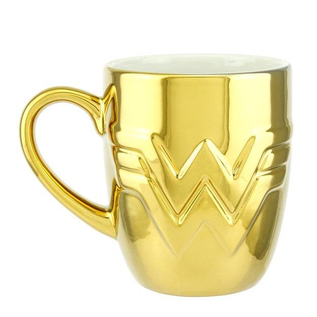 Tasse Wonder Woman 1984 Gold