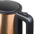 Elektrischer Wasserkocher, Copper Design