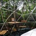 Romantische Übernachtung im Bubble Hotel mitten im Wald in Engstlenalp (für 2 Personen)