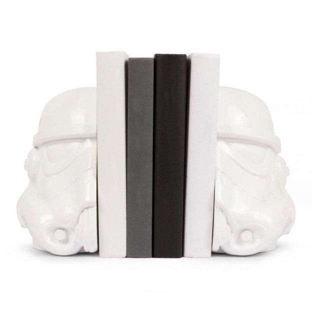 Original Stormtrooper Vintage Buchstützen