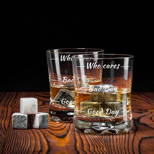 Set pour les amoureux du whisky - Who cares