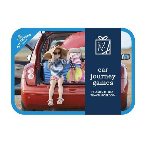 """Image of Geschenkbox - Englisch Lernspiele """"Car Journey Games"""""""