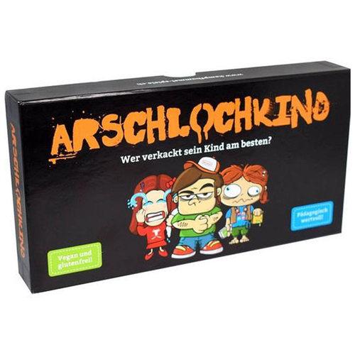 Image of Arschlochkind - Wer verkackt sein Kind am besten?