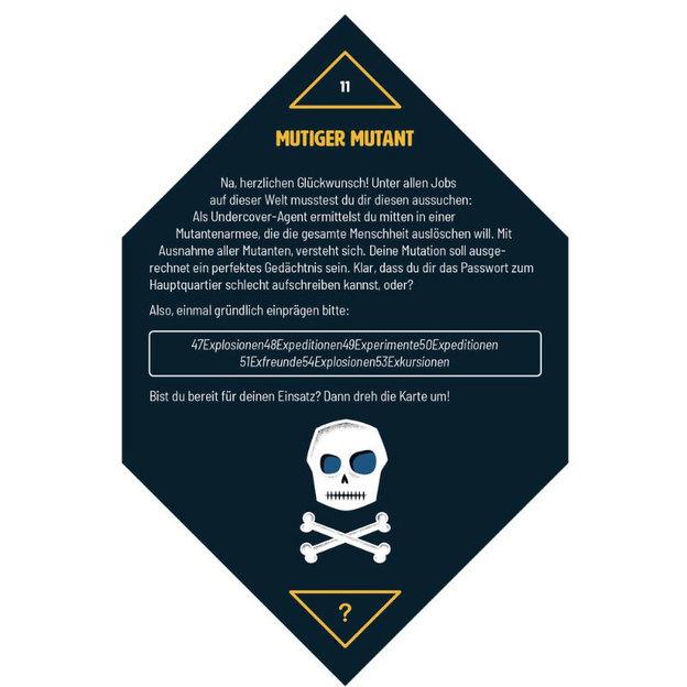 Gefährliche Rätsel: Denksport für Mutige