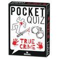 Pocket Quiz True Crime - 50 echte Fälle für alle Freunde des True-Crime-Genres!
