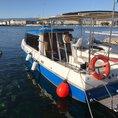 Location de bateau électro-solaire sans permis à Genève en journée (8 heures)