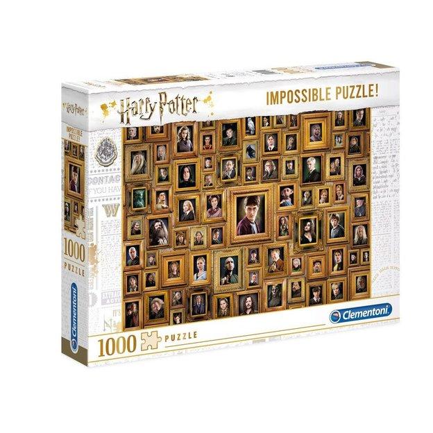 Harry Potter Impossible Puzzle Portraits, 1000 Teile